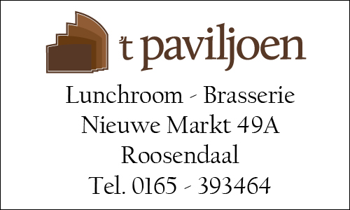 Paviljoen Roosendaal